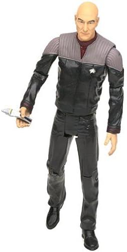 compras online de deportes Star Star Star Trek Nemesis Captain Jean-Luc Picard Figure by Art Asylum  cómodamente