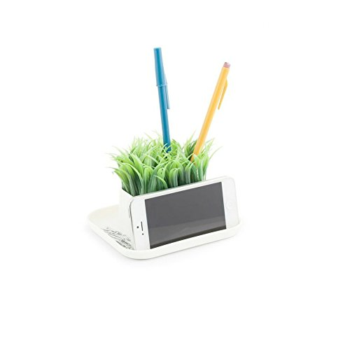 Kikkerland Potted Pen Phone Stand (SC25)