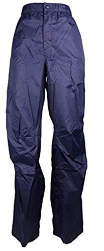 Tchibo TCM Damen Herren Regenhose hochwertig blau S