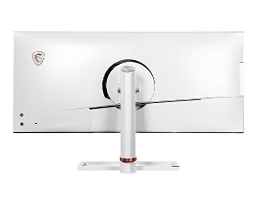MSI Prestige PS341WU Monitor 34' 5K für Grafik, 5120x2160 WUHD, 60Hz, 1ms, IPS, 21:9