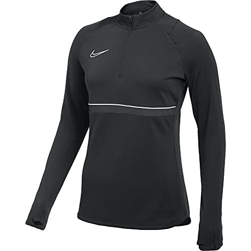 NIKE Academy CV2653-010 - Camiseta de Tirantes para Mujer (Talla XXS), Color Negro, Blanco, Gris y Blanco