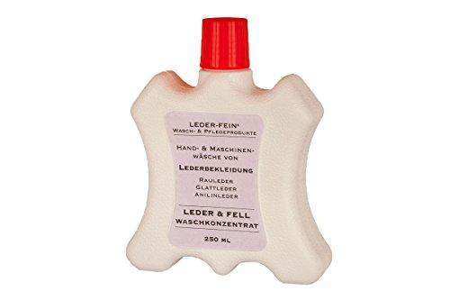 Leder - Waschkonzentrat 250 ml Größe Uni