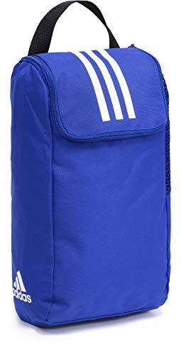Adidas Zapatera Tiro, Bolsa para Calzado Deportivo, color Azul.