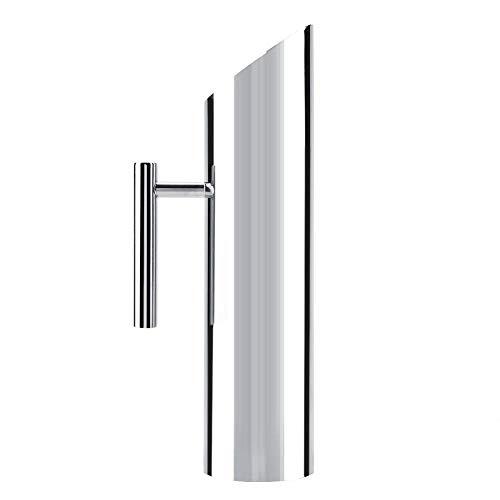 Regun Wasserkaraffe, 2L Edelstahl-Wasser-Krug Mit Eiswächter Kälte Trinken Pitcher Home Hotel Serving-Tool