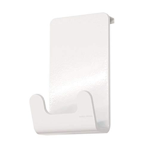 Radius Puro Türhaken 7 x 8 cm - weiß glänzend