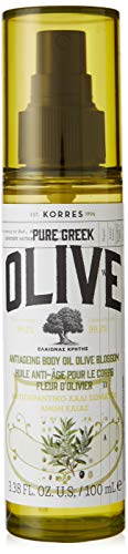 Korres Pure Greek Olive AntiAgeing Body Oil Olive Blossom 100ml,