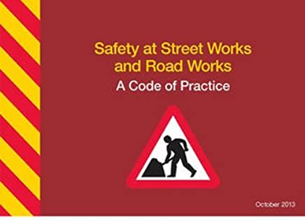 Safety at Street Works & Road Works: Amazon co uk: Department for