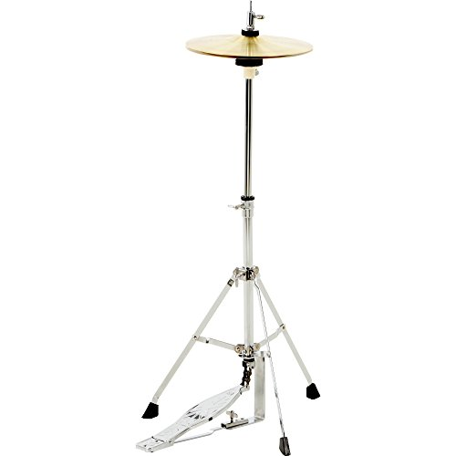 CB Drums JRX07C Hi-Hat Stand with Cymbal - Junio Size