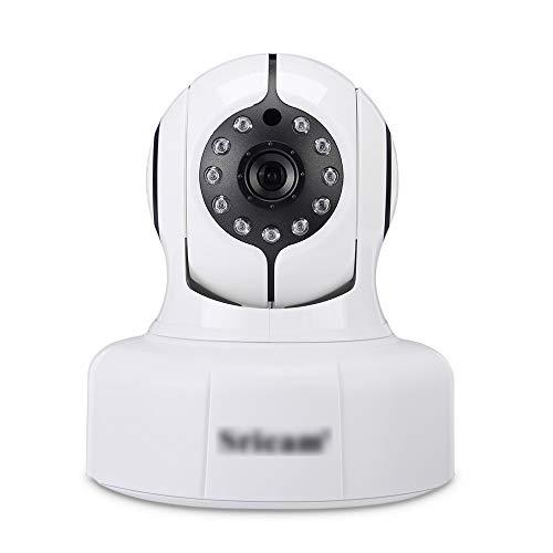 FLYWM IR Nachtsicht 720p Mini Funkkamera IP WiFi HD 1.0MP h. 264 CCTV Kamera p/t P2P Kamera-A - 128 G SD Karte