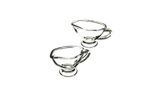 Master Class artesà Mini stellenpool Boote/Sauce Krüge, 40ml-Glas (Set von 2)