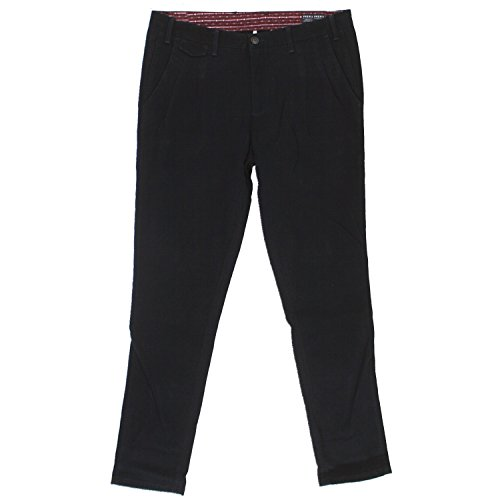 Premium by Jack & Jones, Cody Mirco, Herren Herren Jeans Hose Twill Stretch Dark Navy W 33 L 32 [17394]