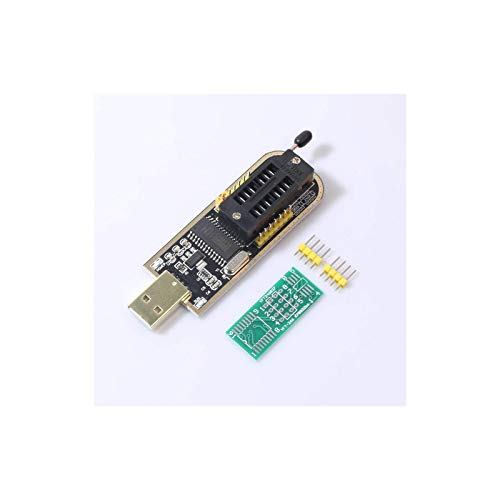 USB Programmer Module CH341A Series Burner Chip 24 EEPROM BIOS LCD Writer 25 SPI Flash USB to TTL 5V-3.3V