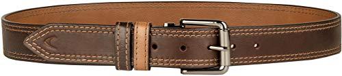 Hidesign Men's Leather Belt (Adrian_Brown_Large)