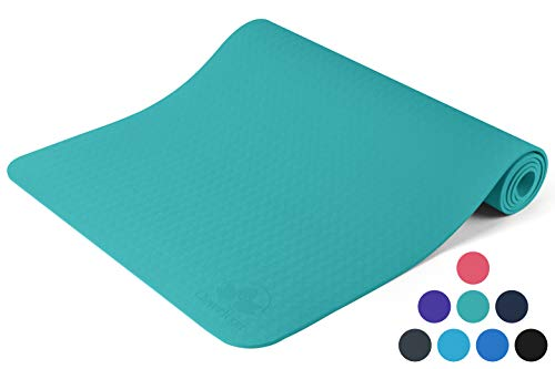 Yoga Mat Non Slip by Clever Yoga