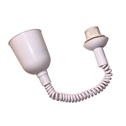 Accesorio sube baja colgante regulable blanco - Accesorios para lámparas