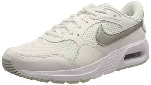 Nike Air Max Sc damskie buty typu sneaker, White Mtlc Platinum Pure Plati - 41 EU
