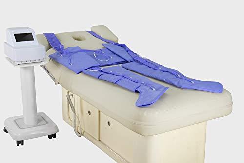 Pressoterapia professionale per centro estetico, 3 funzioni in 1
