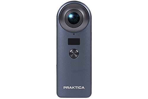 Praktica Luxmedia Z360 Grad-Kamera, Grau