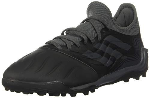 adidas Men's Copa Sense.3 Turf Soccer Shoe, Black/Grey/Grey,...