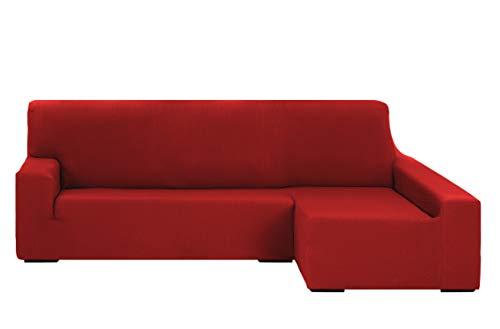 Martina Home Tunez Sofabezug, 32 x 17 x 42 cm Langer rechter Arm (Vorderansicht) Brazo derecho rot