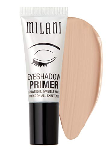 Milani Eyeshadow Primer | Primer Face Makeup Eye Shadow Primer Base | Makeup Primer for Face | Vegan, Cruelty-Free, Made for Long-Lasting Wear | Use with Eye Shadow Palettes (0.3 Fl. Oz.)
