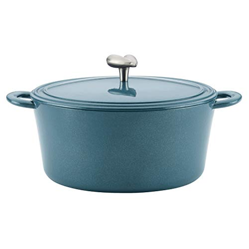 Ayesha Curry Cast Iron Enamel Casserole Dish