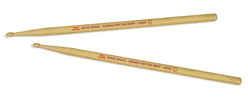 Queens of the Stone Age Dave Grohl Songs for the Deaf Drumsticks Trommelstäbe Stöcke Set Colour Print