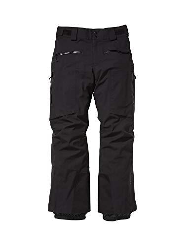 Marmot Freerider Pant Pantaloni Da Neve Rigidi, Abbigliamento Per Sci E Snowboard, Antivento, Impermeabili, Traspiranti, Uomo, Black, S