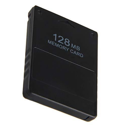 Memory Card 128 Mb Para Playstation 2 Ps2 Play 2 Sony
