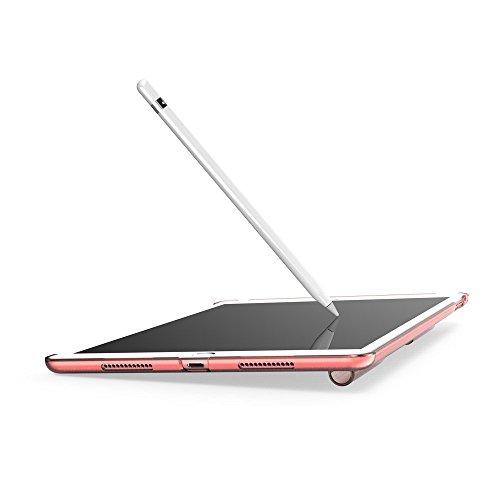 2018iPad9.7ケースSwitchEasyCoverBuddyハードバックカバーApplePencil収納付き純正スマートキーボード対応[iPad9.7インチ専用]ピンクゴールド