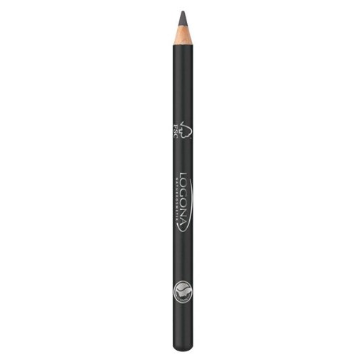 Logona: Eyeliner Pencil (1 stk): Logona: Farbe: Eyeliner 01 Black