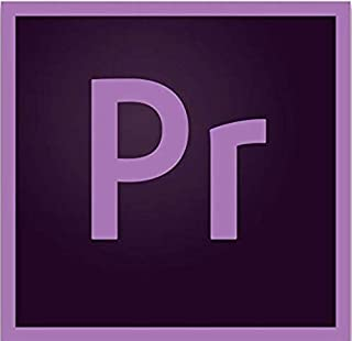 Adobe Premiere Pro | Video editing and production software | 12-month Subscription with auto-renewal, PC/Mac