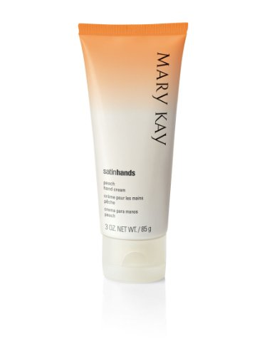 Mary Kay Satin Hands Hand Cream ~ Peach