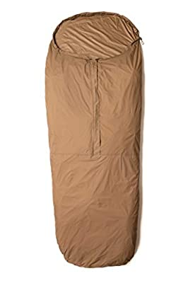 Snugpak Special Forces Bivvi Bag, Emergency Survival Bivy with Half Length Center Zip, Coyote