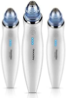 Professional Vacuum facial pore cleaner blackhead remover full set by Goodsky