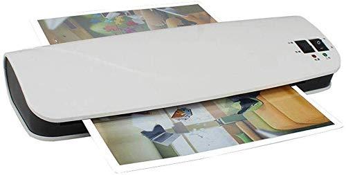 SILOLA Distruggi Documenti, laminatore Termico A4, Mini laminatore Termico a Caldo e Freddo laminatore Fotografico A4 per l'home Office