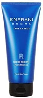 ENPRANI Homme Hydro Rebirth Foam Cleanser (For Men)/ Made in Korea