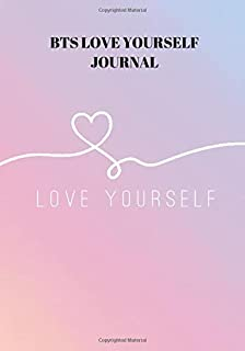 BTS Love Yourself Journal
