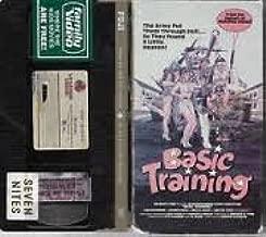 Basic Training VHS