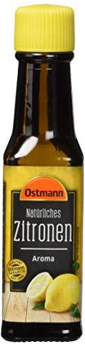 Ostmann natürliches Zitronenaroma, 6er Pack (6 x 20 ml)