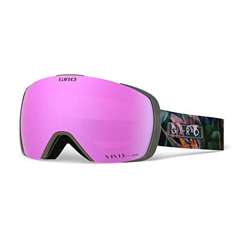 Giro Herren Contact Skibrille, Electric Petal, L