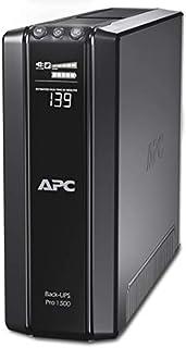 APC 1500 VA 865 W Back-UPS RS Tower UPS European Version 240V Model BR1500GI