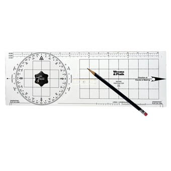 Weems & Plath Marine Navigation Protractor by Weems & Plath: Amazon.es: Deportes y aire libre