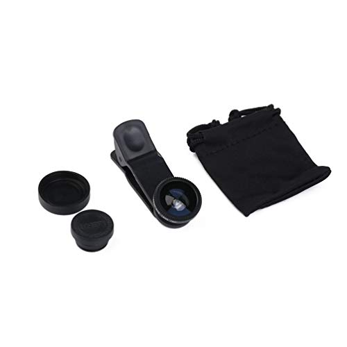 For Iphone External Lens 3 In 1 Ultra Wide-Angle Lenstake Pictures Portraits