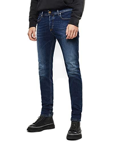 Diesel Sleenker 86AJ Jeans Uomo Denim 36