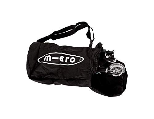 Micro Mobility Bag in Bag Bolso Bandolera 68 Centimeters Negro (Schwarz)