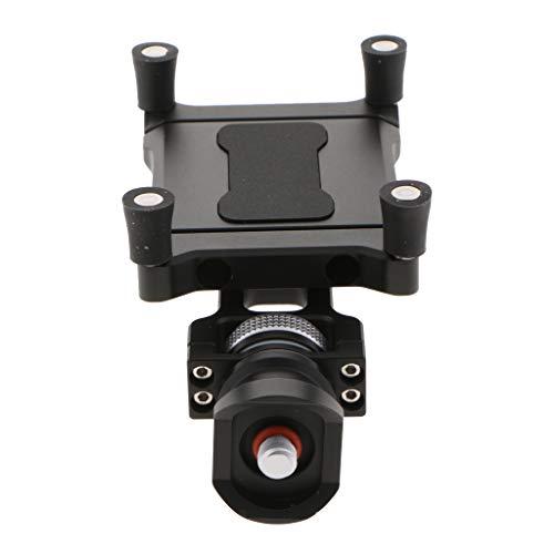 B Baosity Adaptador De Placa De Montaje para Smartphone para El Estabilizador De Cardán Feiyu G6 G6 Plus SPG2