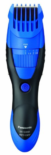 Panasonic ER-GB40-A503 Tondeuse à barbe...