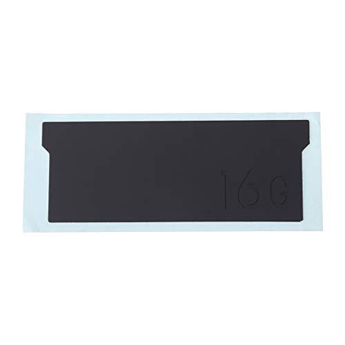siwetg Pure Copper Graphene Laptop Speicher Kühlkörper Kühlweste RAM Kühler Kit 4