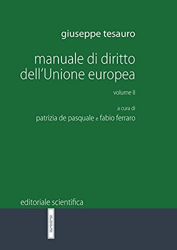 Manuale di diritto dell'Unione Europea (Vol. 2)